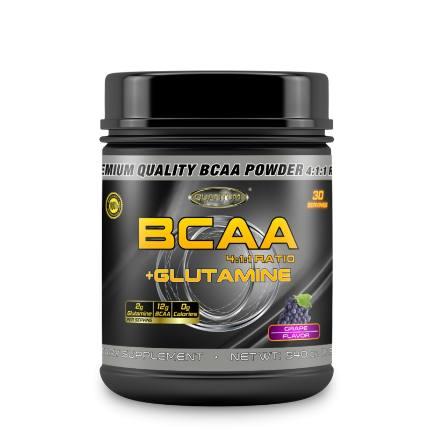 BCAA+Glutamine 540гр Quantum