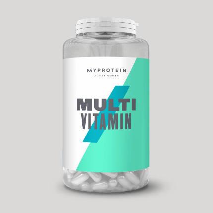 Active Women 120 tab Myprotein
