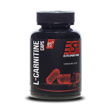 L-carnitine caps Elite Sport Food