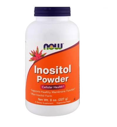 Inositol Powder 227 g NOW