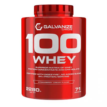 Whey 100 2280 г Galvanize