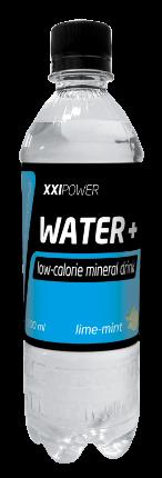 Напиток «WATER +» 500мл (лайм-мята) Россия ХХI