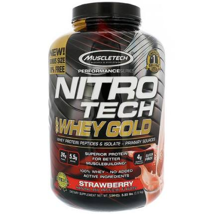 Nitro Tech 5.53lb MuscleTech