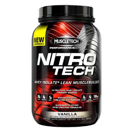 Nitro Tech 2lb MuscleTech