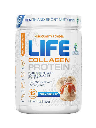 LIFE Collagen Protein 1lb (450 gr) TREE OF LIFE