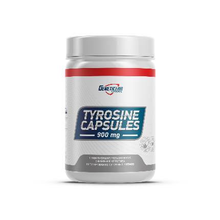 Tyrosine 60 caps GENETICLAB