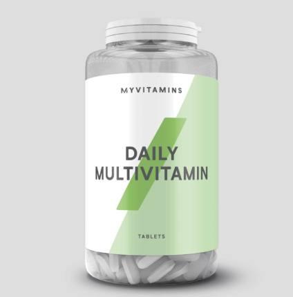 Daily Vitamins 60 tab Myprotein