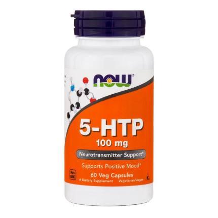5-HTP 100 mg 60 cap NOW