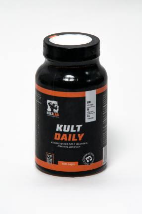 Kult Daily 100 капс KultLab
