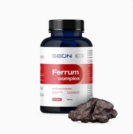 Ferrum Complex 60 caps GEON