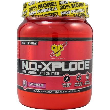 No-Xplode 3.3 550 g 1.22lb BSN