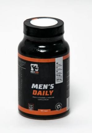 Mens Daily 90 caps KultLab