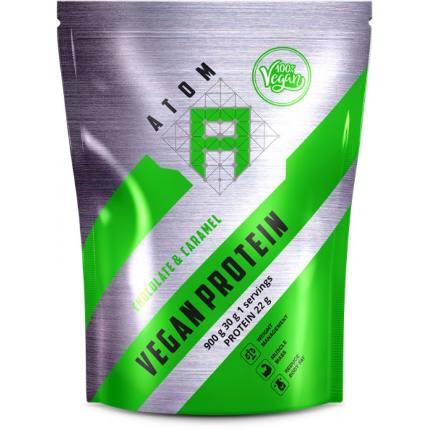 Vegan Protein пакет 900 гр Atom Nutrition