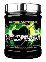 L-Glutamine 300 gr SciTec