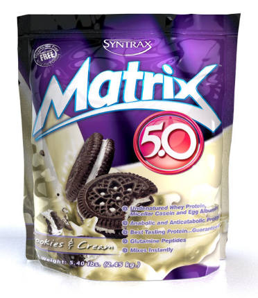 Matrix 5.0 2270 g Syntrax
