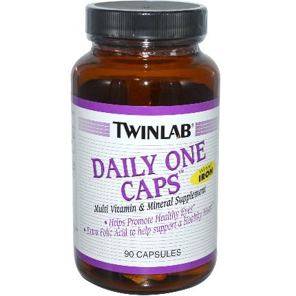 Daily One Caps without Iron 90caps TWINLAB