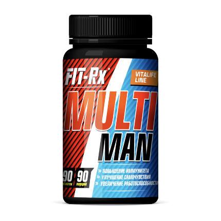 Multi Man 90 таб FIT-Rx