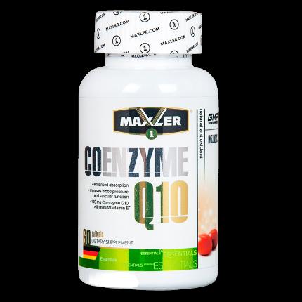 Coenzyme Q10 60 caps MAXLER