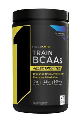 Train BCAA + электролитес 450 г Rule 1