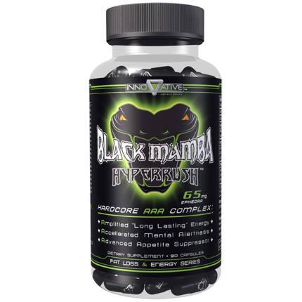 Black Mamba (90 caps) Innovative Labs