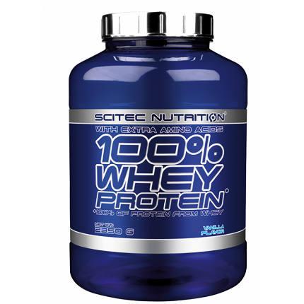 100% Whey Protein 2350gr SciTec