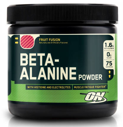 Beta Alanine Powder 75 serv Optimum Nutrition