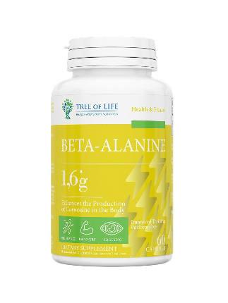 Life Beta Alanine 60 caps TREE OF LIFE