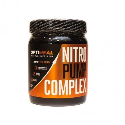NITRO PUMP COMPLEX 210 гр. OptiMeal