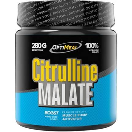 Citruline Malate (без вкуса) 280 гр (80 порций) OptiMeal
