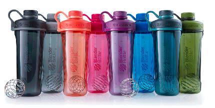 Бутылка BlenderBottle Radian Tritan full color 946 ml