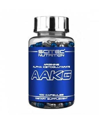 AAKG 100 caps SciTec