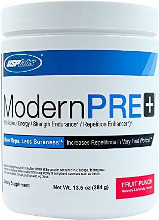 Modern PRE+ 384 g USP Labs