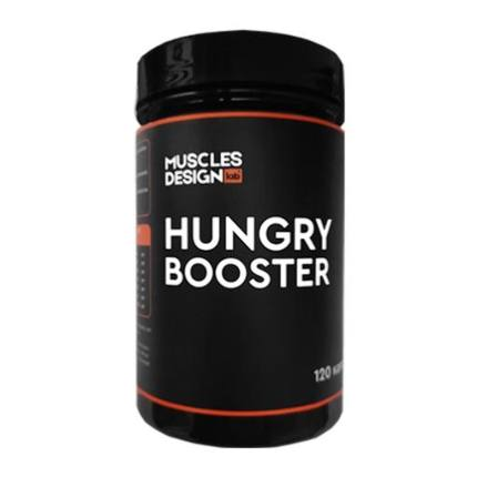 Hungry Booster 120 caps Muscles Design Lab