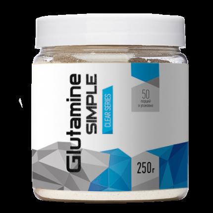 Glutamine Powder 250g банка RLINE