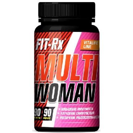 Multi Woman 90 таб FIT-Rx