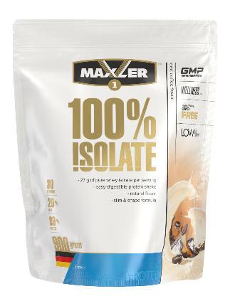 Isolate 900 g MAXLER