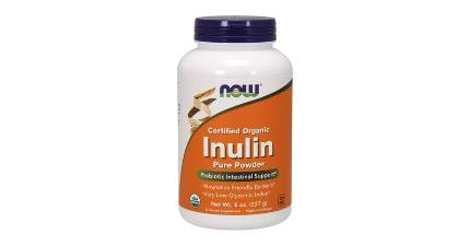 Inulin pure powder 227 g NOW