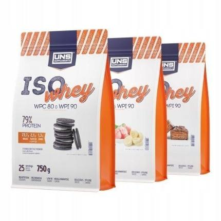 ISO WHEY 750 gr UNS