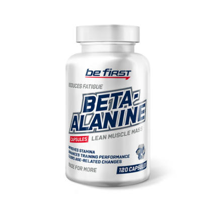 Beta-Alanine 120 caps Be First