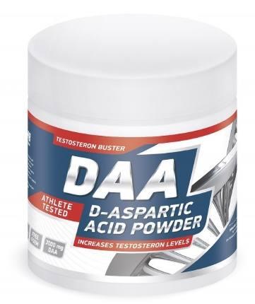 D-ASPARTIC ACID powder 100g/33serv GENETICLAB