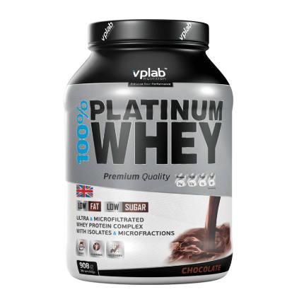 100% Platinum Whey 908 g VpLab