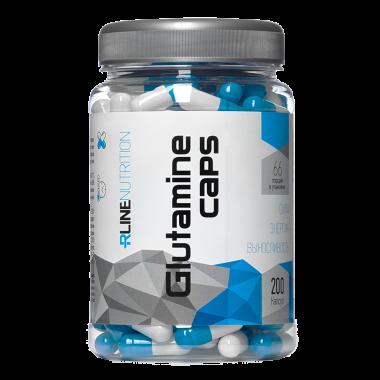 Glutamine 200 caps RLINE