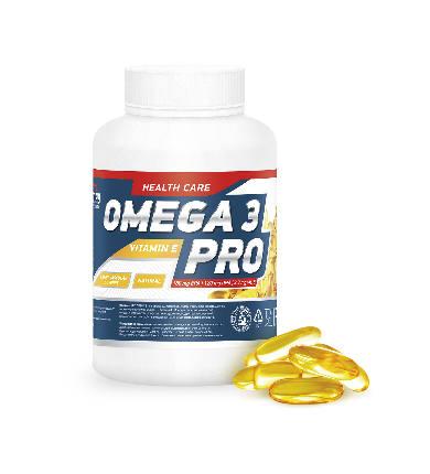 Omega-3 Pro с витамином Е (90 капс) GENETICLAB