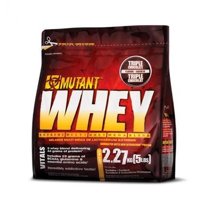 Whey 5lb (2,27 kg) MUTANT