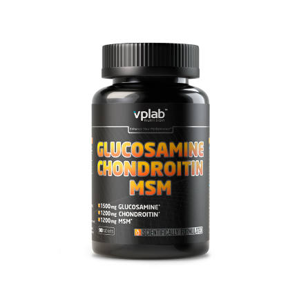 Glucosamine + Chondroitin MSM 90 tab VpLab