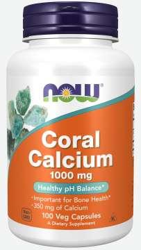 Calcium-Magnesium 500/250 mg 100 tab NOW