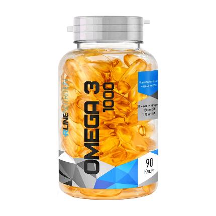 Omega-3 90 caps RLINE