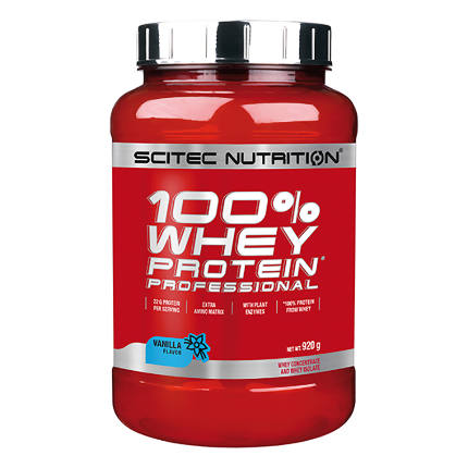 100% Whey Protein 920 gr Professional SciTec