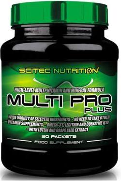 Multi-Pro PRO Plus 30 pack SciTec