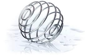 Металлический шарик для смешивания (арт. TS88) Be First